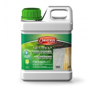 Owatrol Net-Trol 1L Wood Cleaner & Colour Restorer