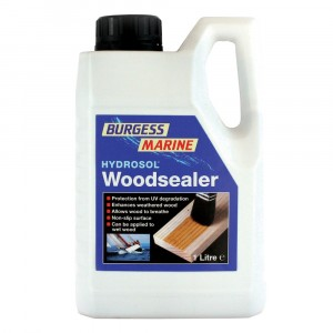 Burgess Woodsealer Varnish 1 Litre