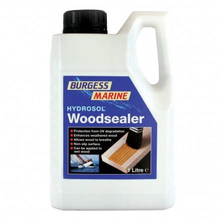Burgess Woodsealer Varnish 1 Litre