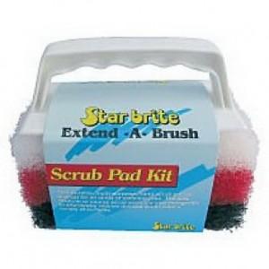 Starbrite Scrub Pad Kit