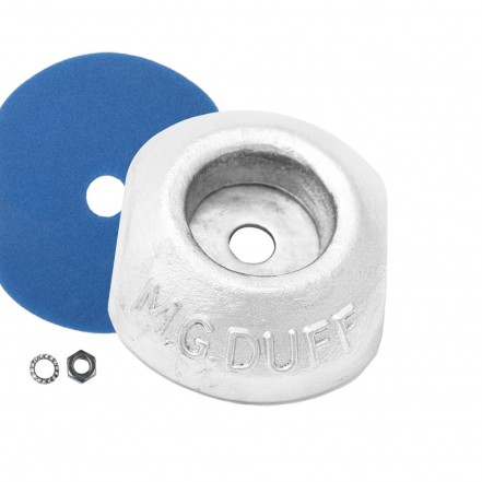 MG Duff Anode Zinc ZD56 - 100mm Disc