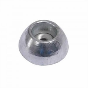 Piranha Disc Anode Zinc 70MM