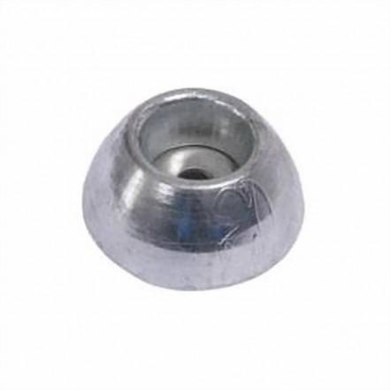 Piranha Disc Anode Zinc 70mm