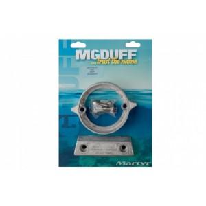 MG Duff Anode Kit Volvo 280DP Magnesium