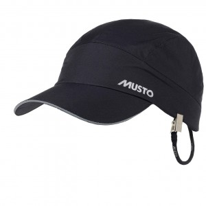 Musto Waterproof Performance Cap Black