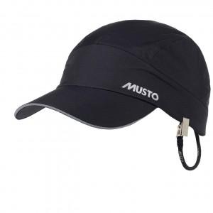Musto Waterproof Performance Cap Black