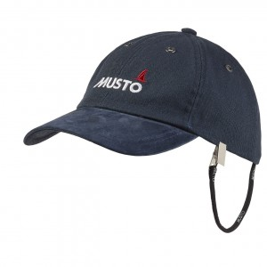Musto Evolution Original Crew Cap Navy