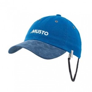 Musto Evolution Original Crew Cap Cadet Blue