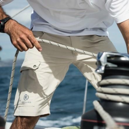 """Henri Lloyd Fast-Dri Cargo Shorts Sandstone Waist 30"""""""