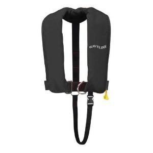 Waveline 165N lifejacket Automatic C/W Harness