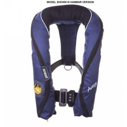 Seago Active 300 Automatic Lifejacket (Hammar) Navy
