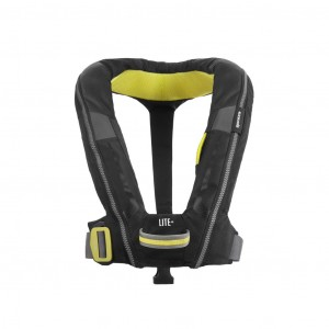 Spinlock Deckvest Lite Plus Lifejacket Black