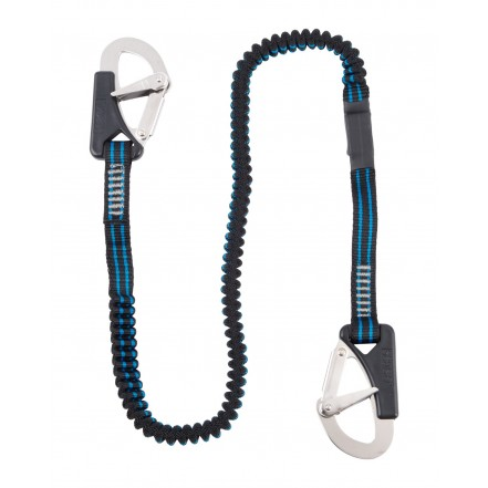 Seago Double Hook Elastic Safety Line