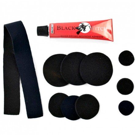 Gul Black Witch Neoprene Repair Kit