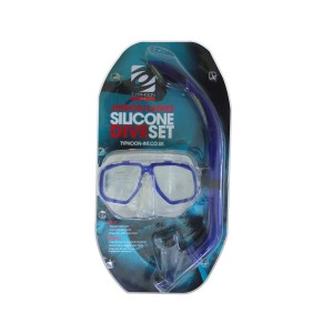 Typhoon Mask Snorkel Ladies/Junior Set