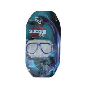 Typhoon Mask Snorkel Ladies/Junior Set