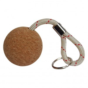 Seago Floating Cork Keyring