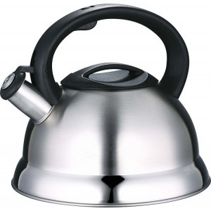 Stainless Steel Galley Kettle 2.7 Litres