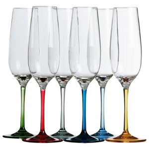Marine Business Party Glasses Champagne