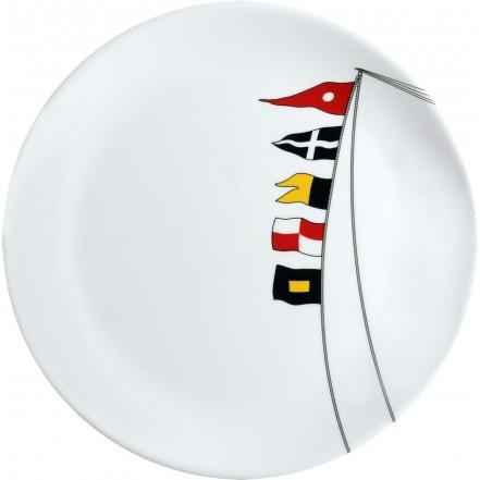 Marine Business Regata Tableware Flat Plate