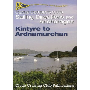 Imray CCC Kintyre To Ardnamurchan Sailing Directions