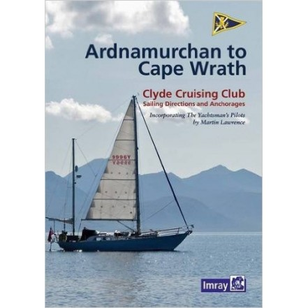 Imray CCC Ardnamurchan to Cape Wrath Sailing Directions