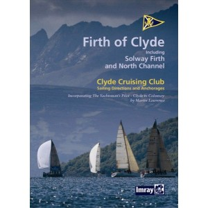 Imray CCC Firth Of Clyde, Solway & N.Channel Sailing Directions