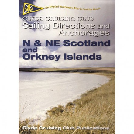 Imray North & Northeast Scotland Orkney Shetland Pilot Book