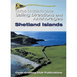 Imray CCC Shetland Islands Sailing Directions
