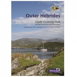 Imray CCC OUTER Hebrides Sailing Directions