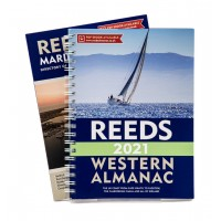 Adlard Coles Reeds Western Almanac 2014