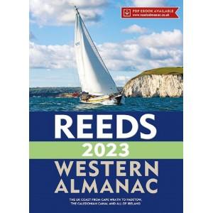 Adlard Coles Reeds Western Almanac 2019