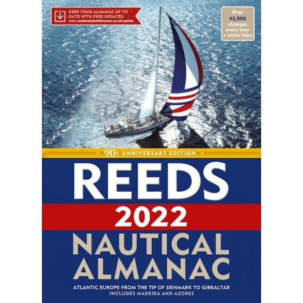 Adlard Coles Reeds Nautical Almanac 2019