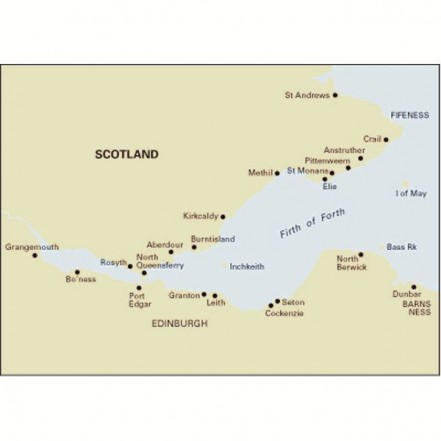 Imray C27 Chart Firth of Forth