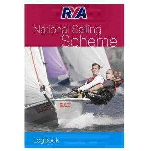 RYA National Sailing Scheme Syllabus And Logbook - G4