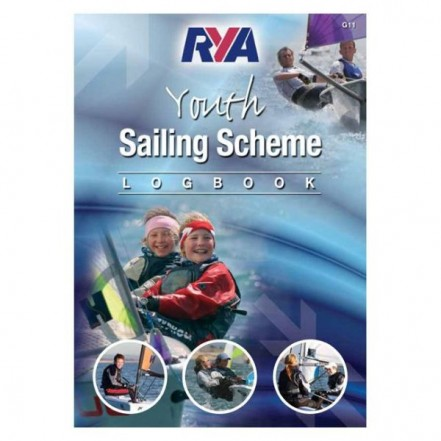 RYA Youth Sailing Scheme Logbook - G11