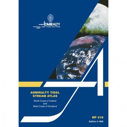 Admiralty Tidal Streams NP218 North Ireland & West Scotland