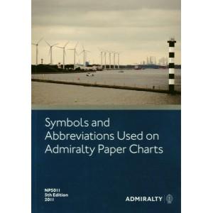 Ensign Flags Chart Symbols and Abbreviations