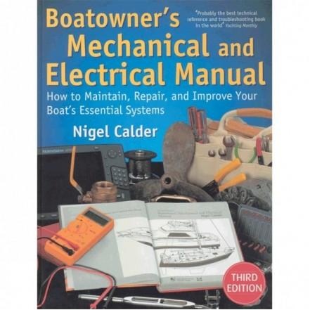 Adlard Coles Boatowners Mechanical & Electrical Manual