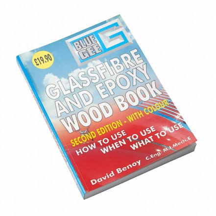 Blue Gee GRP and Epoxy Wood Book
