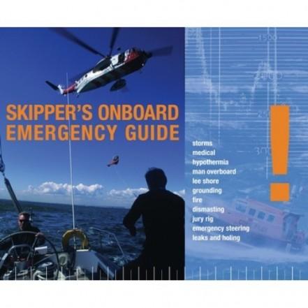 Adlard Coles Skipper's Onboard Emergency Guide