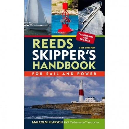 Adlard Coles Reeds Skippers Handbook