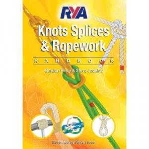 RYA Knots Splices & Ropework