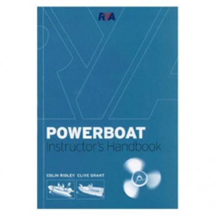 RYA Powerboating Instructors Handbook
