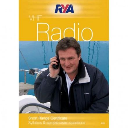 RYA VHF Radio - Short Range Certificate