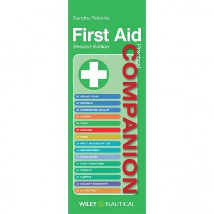 Wiley Nautical First Aid Companion