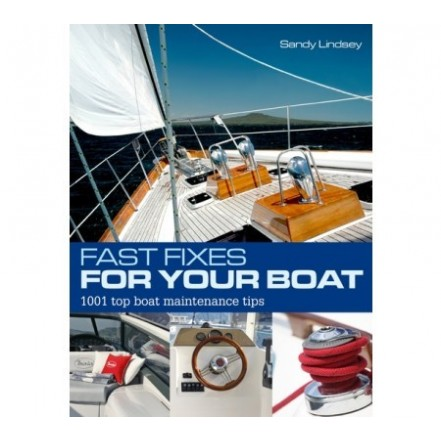 Adlard Coles Fast Fixes For Your Boat