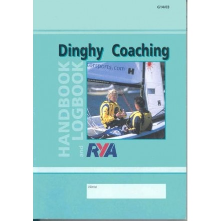 RYA Dinghy Coaching Handbook