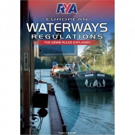 RYA G17 Europe Waterways Reg.