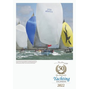 Nauticalia Calendar Beken Yachting 2017